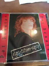 pat benatar Live 1980 You Better Run Cd I Need A Lover Heart Breaker Hit Me With