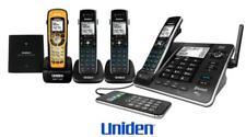 Uniden XDECT 8355+3WPR Cordless Phone