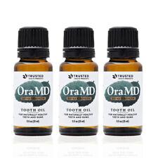 3 pack OraMD Extra Strength - Gingivitis, Bleeding Gums – Superior Toothpaste