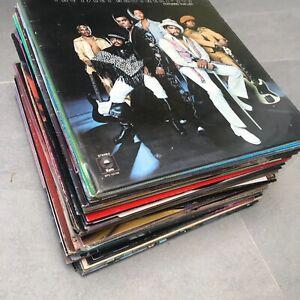 "Job lot wholesale vinyl records. 60 x soul,funk, disco, reggae vinyl. LPs & 12"""