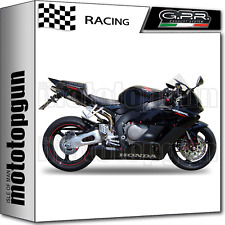 GPR SCARICO RACE DEEPTONE INOX HONDA CBR 1000 RR 2004 04 2005 05 2006 06 2007 07