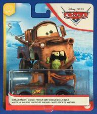 CARS 2 - WASABI MOUTH MATER - Mattel Disney Pixar