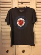 the who live nation merchendise t shirt mens medium