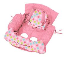 Shopping Trolley Cover and High chair cover (2in1) Genuine - Pink Butterfly.>>..