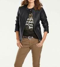 Lederimitat Jacke Damen günstig kaufen | eBay