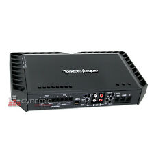 Rockford Fosgate Power T400-4 Power Series 4-Ch Class AB Car Sub/Speaker Amp New