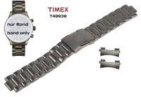 Timex Pulsera Reemplazo t49939 Expedición Field Cronógrafo FIT T49905 t49938