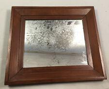 "Antique East Lake 23""x20""  Wood frame"