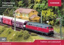 Fleischmann 990317 catalogo principale 2017/2018 tradizione e passione traccia h0 NUOVO
