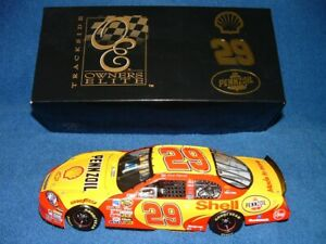 2007 Kevin Harvick Trackside Owners Elite Pennzoil Shell Monte Carlo SS 1:24
