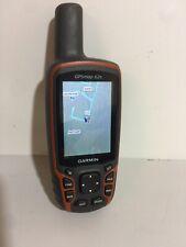 Garmin GPSMAP 62s Handheld GPS In Good Condition