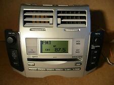 Toyota Yaris Stereo Radio WMA CD MP3 Player W58824 86120-0D210 2006-2009