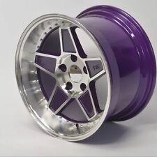 "FYK ED3 16"" 8j 9j Et20 Alloy Wheels 5x120 EURO DRIFT Bmw BBS RS XXR E30 E36"