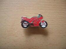 Pin Anstecker Honda VFR 750 F / VFR750F rot red Motorrad Art. 0036 Motorbike