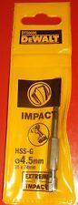 Dewalt Extreme Impact 4.5mm HSS-G Drill Bit 31 x 74mm DT50605