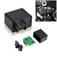 7 Pin LED Flasher Relay LED Indicators For Suzuki GSF 600 650 DR-Z 400S TL1000R