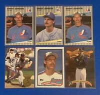Randy Johnson Rookie Cards (3) '89 Fleer(1)'89 Topps & More! RC! Mariners PSA?