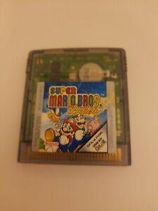 Super Mario Bros. Deluxe - Nintendo Game Boy Color