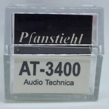 NEW AT-3400 PFANSTIEHL Phonograph Turntable Cartridge Needle Stylus