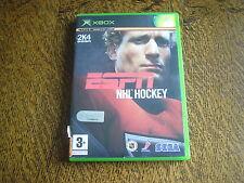 jeu xbox espn nhl hockey 2K4 sega