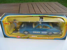 CORGI 416 BUICK POLICE CAR 1977-79 ORIGINAL IN ORIGINAL BOX VERY GOOD EXAMPLE