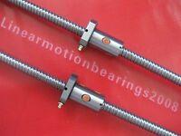 2 Anti bachlash ballscrews 1610-350/900mm-C7 cnc