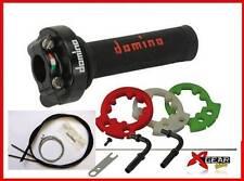 COMANDO GAS RAPIDO DOMINO XM2 3 GHIERE kit completo per montaggio con curve/pipe