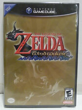 THE LEGEND OF ZELDA: THE WIND WAKER NINTENDO GAMECUBE NEW SEALED NTSC USA RARE