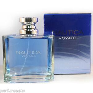 Nautica Voyage 3.4oz ,100ml Men's Eau de Toilette Spray  brand new Sealed