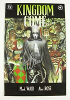 Kingdom Come #1 Signed by Mark Waid DC Comics Elseworlds