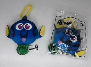 2020 McDonalds Happy Meal Toy Lot of 2 Finding Nemo # 2 Dory ~1 NIP~1 Opened