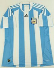 Vintage 2010 World Cup Argentina National Team Soccer Jersey Size Mens Medium M
