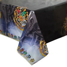 Harry Potter Tablecover Childrens Hogwarts Birthday Party Prop Decoration New