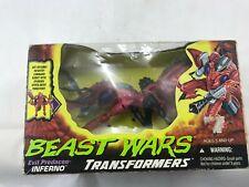 1996 Kenner Transformers Beast Wars Evil Predacon Inferno