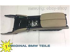 BMW X6, E-71  Mittelkonsole - Armlehne Leder Sandbeige - Top Zustand