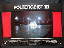 FOTOBUSTA CINEMA - POLTERGEIST III - G. SHERMAN - 1988 - HORROR - 04