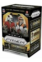 2020 Panini Prizm Football Cards Blaster Box NFL Brand New Sealed In Hand