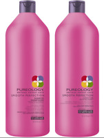 Pureology Smooth Perfection Shampoo and Conditioner 33.8 oz