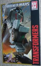 Transformers Combiner Wars WHEELJACK Comic Book