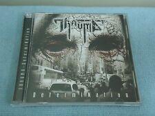 Trauma - DetermiNation - Album, Re-Issued - CD, 2009 Unique Leader Records.