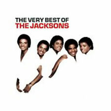 THE JACKSONS: THE VERY BEST OF 2x CD GREATEST HITS / THE JACKSON 5 FIVE / NEW