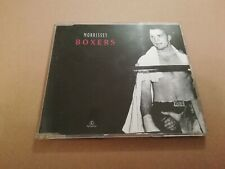 MORRISSEY * BOXERS * CD SINGLE PROMO EXCELLENT 1995 CDRDJX 6400 PARLOPHONE