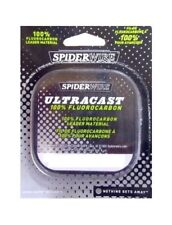 Berkley Spiderwire Ultracast 100% Fluorocarbon 20lb 40yd Leader Material