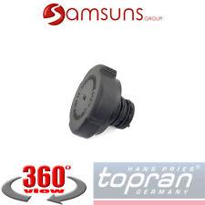 TOPRAN GERMANY Verschlußdeckel Kühlmittelbehälter Kühlerdeckel BMW E30 E36 E46..