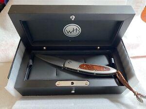 William Henry Knife Limited Edition B05 Granada 027/250
