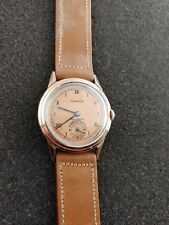 VINTAGE MOVADO ART DECO ROSE GOLD CAP WRISTWATCH