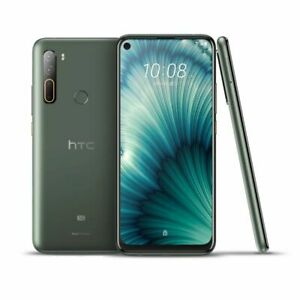 HTC U20 5G Dual SIM 8+256GB Green no extra cost NIB
