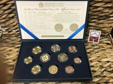 MALTA 2013 B.U.set   MALTESE EURO COIN COLLECTION + 2 Euro Commemorative KNM/MMT