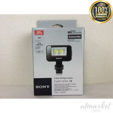 SONY HVL-LEIR1 LED Video Infrared IR Light Handycam α NEX Cyber-shot New JP F/S