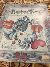 HUGGABOOM HEARTS BY Jo Sonja...1985..Tole Painting Pattern Instruction Book
